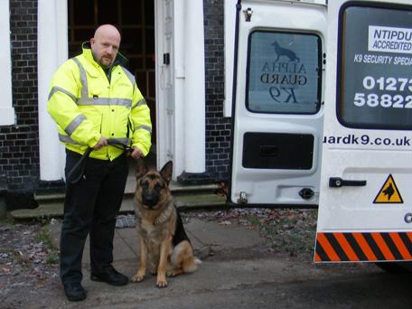 K Guard Dog Training Centre